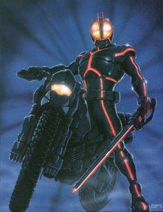 Nerd & Cult : Galeria - Kamen Rider Faiz