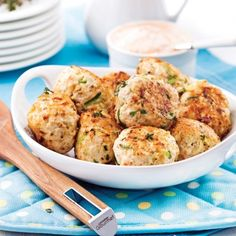 Boulettes de poulet à la courgette - Soupers de semaine - Recettes 5-15 - Recettes express 5/15 - Pratico Pratique