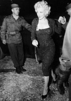Marilyn in Korea