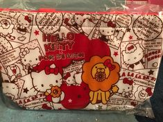 "184 Likes, 1 Comments - Marisa S (@hello_kitty_chic) on Instagram: ""Lunch bag from mister donuts ... #hellokitty #hellokittylovers #Hellokittystuff #hellokitty…"""