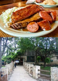 16-Salt-Lick - blog post full of great BBQ places to check out. Quite a few in Texas!