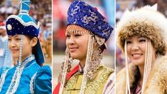 Mongolians wear wear the same clothing as europeans do. Sometimes people wear traditional clothing on events like festivals, and celebrations.