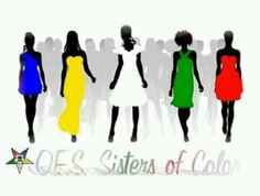 Sisters of color
