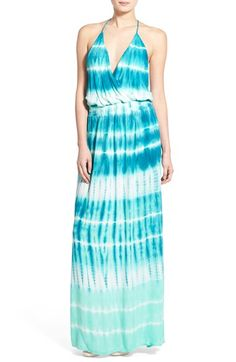 Young, Fabulous & Broke 'Nala' Tie Dye Maxi Dress