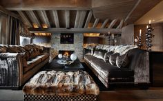 Luxury Ski Chalet, Chalet Atlantique, Courchevel 1850, Switzerland, France (photo#4828)