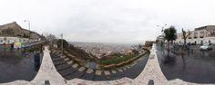 Naples - Sant'Elmo hill