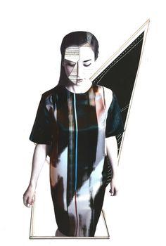 Cyan Jordan Design, Fashion Illustration + Printed Textile Design + Garment Construction