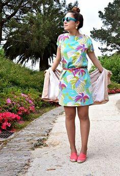Temporada de primavera: Espectaculares vestidos de moda para la primavera