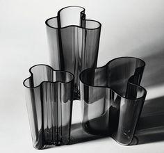 """Vase """"Savoy"""" von Alvar Aalto für Iittala"""
