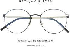 Reykjavik Eyes Black Label Bragi C1