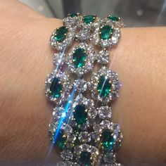 It's an Emerald & Diamond Party by Bayco