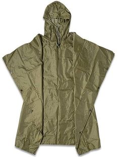 The USGI Poncho and Poncho Liner - By CTD Blogger published on June 11, 2010 in Gear - We carry a lot of military surplus items, many of which are overlooked or not properly understood, but which can be enormously useful.