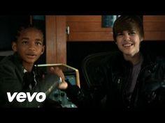 Justin Bieber - Never Say Never ft. Jaden Smith :3 cuando Justin aún era odiado por los chicos<3