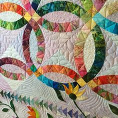 Quilting by Cynthia Brunz | Quilting is more fun than Housework