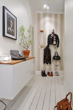 Un confortable apartamento de estilo nórdico