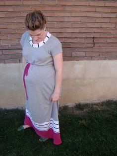 MadMim - Airport maxi dress (sewing tutorial)