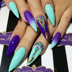"267 Likes, 9 Comments - VaSeanBrielle Nail Boutique (@vsbnailboutique) on Instagram: ""#nailartswag #nailArtAddict #nailartlove  #nailartofinstagram #nailarthub #nailartartist…"""