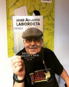"""Recordando al """"abuelo"""", José Antonio Labordeta."""