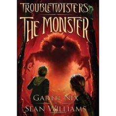 """The Monster"" by Garth Nix and Sean Williams - recommended by Alex in Episode 60"