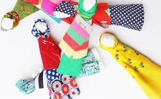 Fabric Scrap DIY Doll Crafts | Learning how to make a doll is a great alternative to buying one at the store - especially since dolls are so expensive these days.