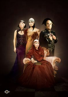 Вавилон 5: Лондо Моллари и его жены Babylon 5: Londo Mollari and his wifes
