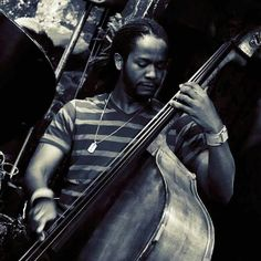 Ben Williams Double Bass, All That Jazz, Jazz Guitar, Jazz Musicians, Music Stuff, Dapper, Masters, Musicals, Instruments