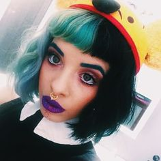 She's straight out of a magazine. | Community Post: 17 Times Melanie Martinez Slayed The Style Game On Instagram
