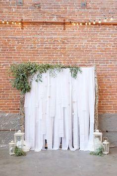 Romantic Warehouse Wedding   Megan Hayes Photography   Bridal Musings Wedding Blog
