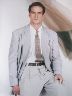 The Early Days of Armani – Die, Workwear! Armani Suits, Armani Men, Giorgio Armani, Workwear Fashion, Mens Fashion, Fashion Trends, Janet Jackson 80s, 80s Fashion Kids, Sheffield
