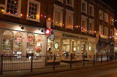 Starbucks: Blackheath - Tranquil Vale, London  So Alicia Tracy can get her London, England SB mug. :)