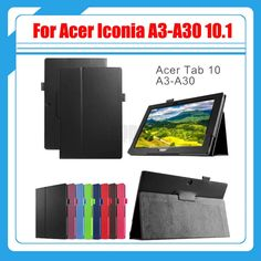 7.29$  Watch now - http://disgw.worldwells.pw/go.php?t=32506386897 - High quality ! Pu Leather Stand Tablet Cover Case For Acer Iconia Tab 10 A3-A30 A3 A30 + Stylus and   #magazine