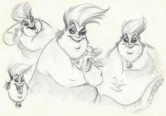 """""""Beluga sevruga, come winds of the Caspian Sea. Larengix glaucitis, et max laryngitis. La voce to me!"""" - Ursula"""