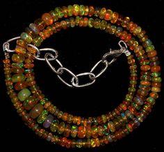 "Natural Ethiopian Opal Gemstone Beads Ready To Wear 17"" Necklace opal gemstone,natural opal,ethiopian opal,pink opal,opal jewelry,fire opal  ||  Natural Ethiopian Opal Gemstone Beads Ready To Wear 17 Necklace opal gemstone,natural opal,Ethiopian opal,pink opal,opal jewelry,fire opal https://www.etsy.com/listing/570511927/natural-ethiopian-opal-gemstone-beads?utm_campaign=crowdfire&utm_content=crowdfire&utm_medium=social&utm_source=pinterest"