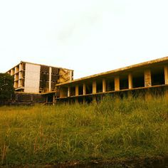 Pin for Later: The World's 21 Most Haunted Dwellings Clark Air Base Hospital, Philippines
