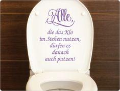 Besten toilettenaufkleber wc deckel sticker bilder auf