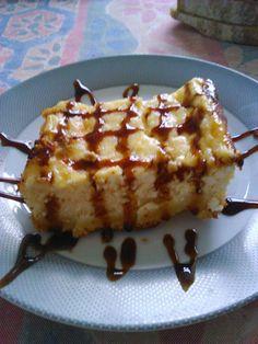 budinca de gris si branza granulata :) Pastries