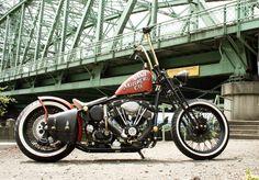 Nash Custom Motorcycles - The 1157