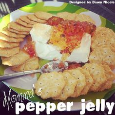 17 Christmas Recipes  Pepper jelly ,have to try this recipe, mine always won 1st place at the Fair.