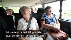 Flextrafik var for dyrt: Nu kører frivillige delebussen | Vordingborg | DR