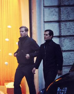 Oh No They Didn't! - Henry Cavill and Armie Hammer Share a Vespa