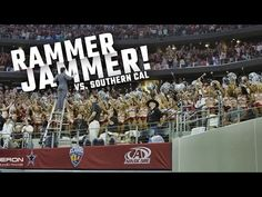 Watch Alabama fans take over AT&T Stadium with 'Rammer Jammer' | AL.com…