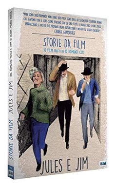 Jules E Jim (Ltd Storie Da Film Cover Nine Antico) Jeanne Moreau, 1. Tag, Film, Baseball Cards, Cover, Books, Amazon, Tv, Shopping