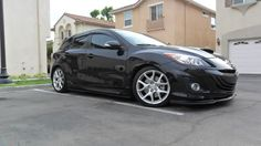 M'z Custom Replica Lip Kit - Mazdaspeed Forums