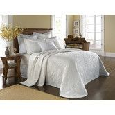 Found it at Wayfair - King Charles Matelasse Bedding Collection
