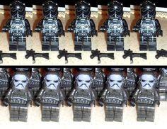 Star Wars minifiguras Action Trooper Clone Battlefront coleccionar figuras película nuevo