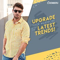 7b01dafcb67 Elevate your style with the season's best. Visit your nearest Oxemberg  store today to check