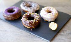 Donas caseras, receta gringa / Homemade donuts | En mi cocina hoy