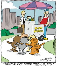Heathcliff Comic Strip, October 06, 2016     on GoComics.com