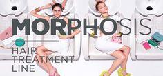 framesi Morphosis Hair Treatment Line.