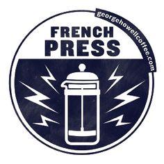 French Press - George Howell CoffeeGeorge Howell Coffee